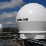 ブラジル、クイアバとカチョエイラ・パウリスタの国立宇宙研究所(INPE)のDartcom X-Band EOSシステム