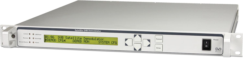 DVB-S2復調器